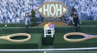Big Brother 18 HoH competition in Week 3
