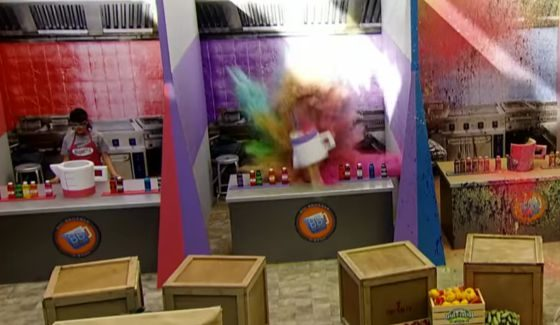 Big Brother 18 Power of Veto competition Week 3