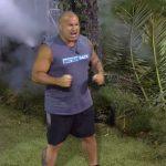 Glenn Garcia in Battle Back comp