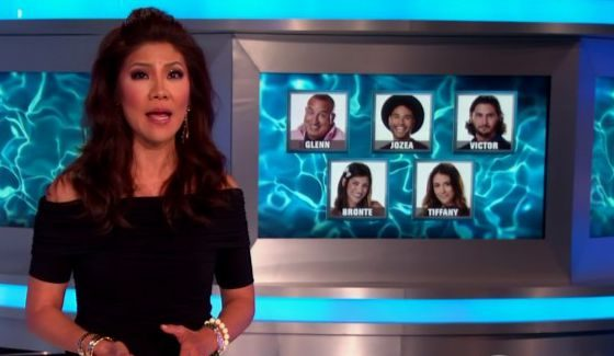 Julie Chen hosts Big Brother Battle Back