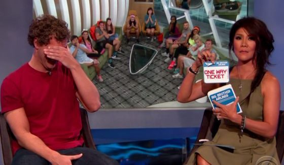Frank Eudy evicted from Big Brother 18