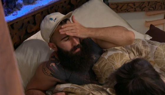 Paul works on his renom plans for BB18