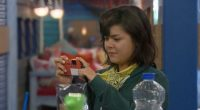 Bridgette works the HoH camera on BB18