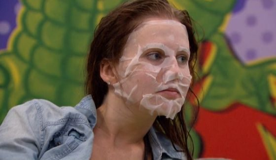 Michelle Myers on Big Brother 18
