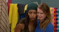 Michelle and Zakiyah are worried on BB18