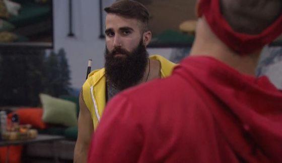Paul and Paulie debate next targets on BB18