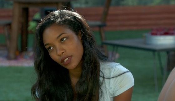 Zakiyah enjoys relaxing on Big Brother 18
