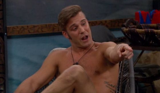 Paulie calls out Natalie on Big Brother 18