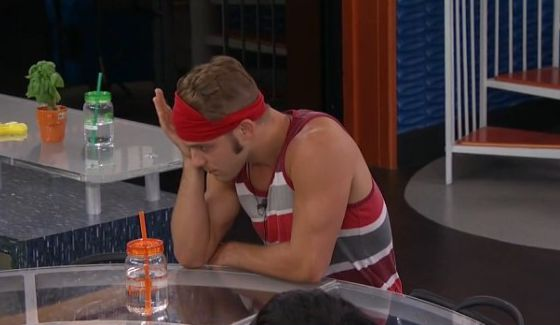 Paulie plays BB18 with no emotions