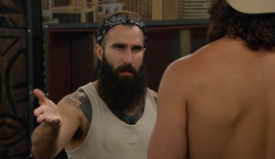 Paulie and Victor plot their next moves on BB18