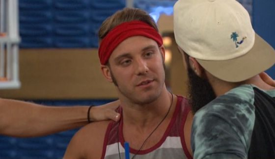 Paulie gets rattled on Big Brother 18