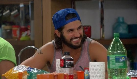 Victor is ready to lock in his noms on BB18