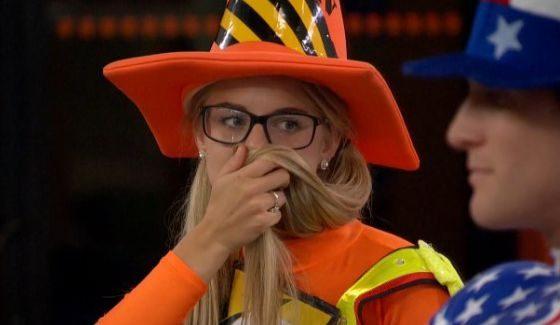 Nicole and Corey on Big Brother 18