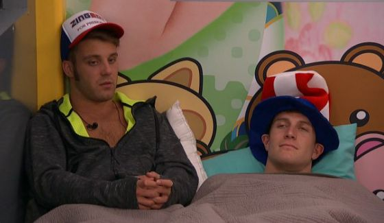Paulie and Corey are feeling down on BB18
