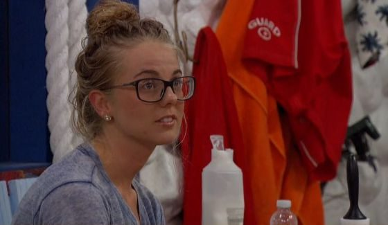 Nicole worries about the nominations