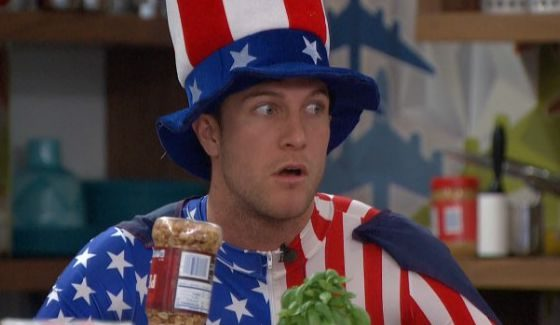 Corey is shocked to learn this is BB18