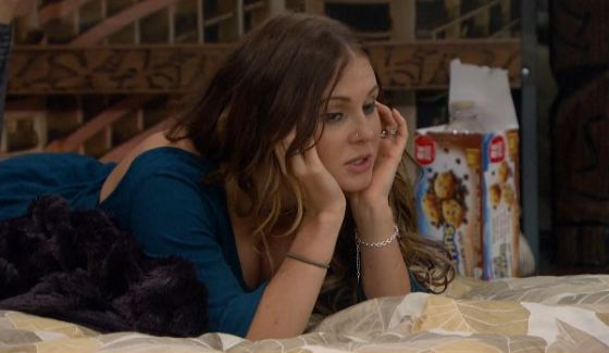 Michelle is busy making plans on BB18