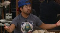 James Huling decides the eviction on Big Brother 18