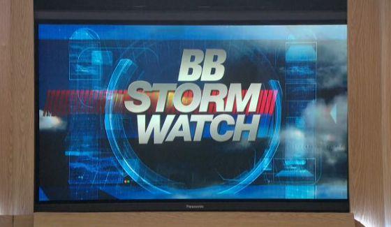 Big Brother Storm Watch alert