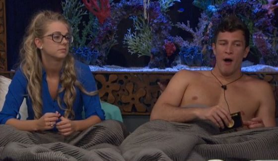 Nicole and Corey plan their moves on BB18