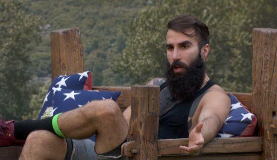 Paul Abrahamian on Big Brother 18