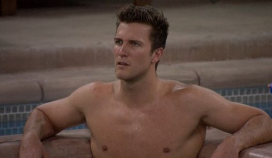 Corey Brooks on Big Brother 18
