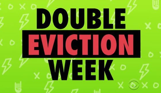 Double Eviction night for Big Brother