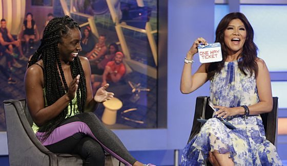 Da'Vonne Rogers evicted during Episode 21 of Big Brother 18