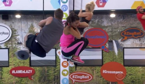 Big Brother 18 Week 7 HoH competition