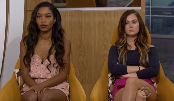 Zakiyah and Michelle face possible eviction from BB18
