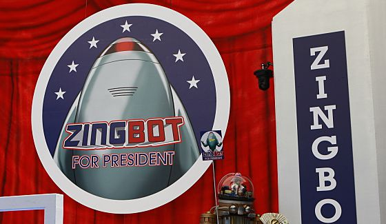 Zingbot on Big Brother 18