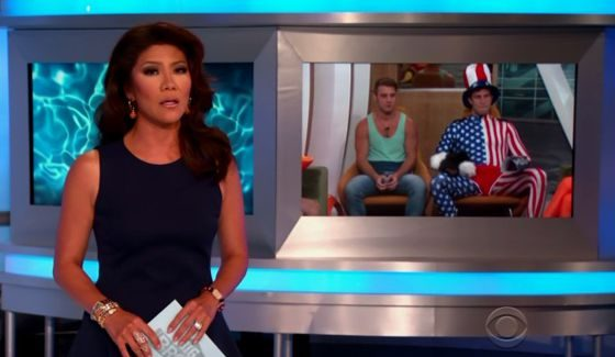 Julie Chen on BB18 Episode 27