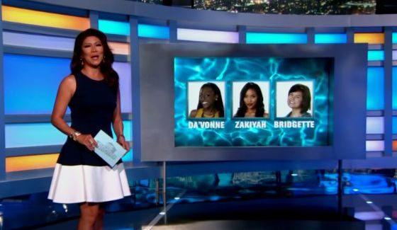 Julie Chen and Returning Juror twist on BB18