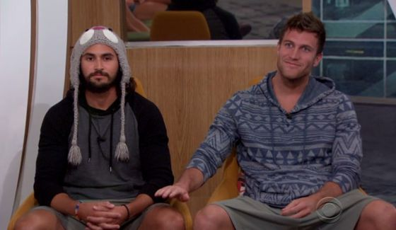 Victor and Corey face the eviction vote on BB18