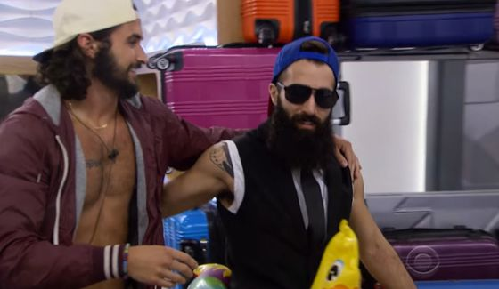 Paul & Victor ready to fight on BB18