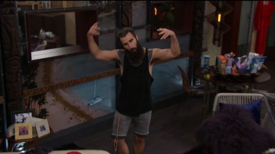 Paul Abrahamian on BB18