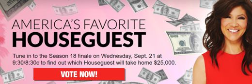 America's Favorite Houseguest voting is open for BB18