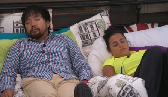 James and Natalie dream about BB18