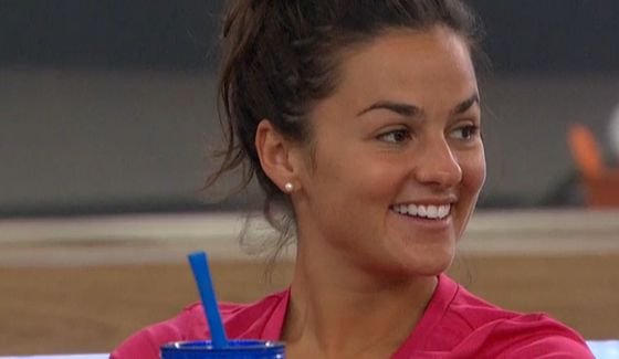 Natalie Negrotti on Big Brother 18