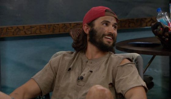 Victor is getting messy on BB18