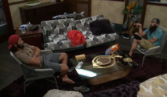 Sitting Ducks alliance with Victor and Paul on BB18
