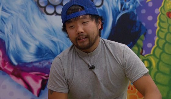 James Huling on Big Brother 18