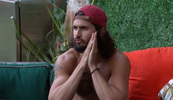 Victor Arroyo on Big Brother 18
