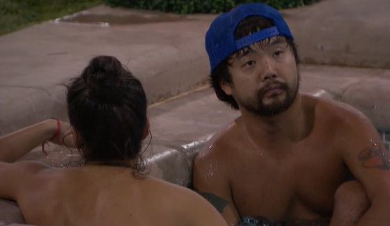 James and Natalie worry about BB18