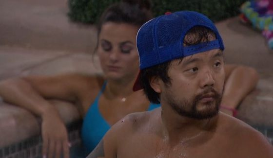 James and Natalie separated on BB18