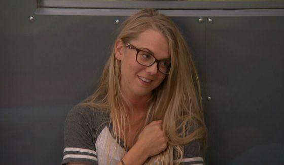 Nicole Franzel on Big Brother 18