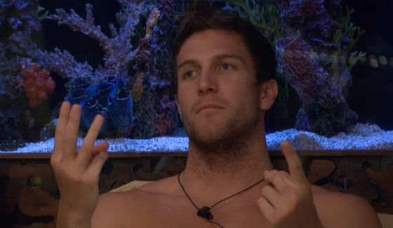 Corey can count to this many on BB18