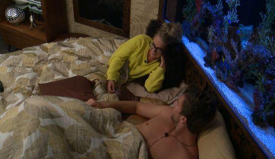 Nicole & Corey plan nominations on BB18