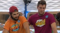 Victor and Corey on Big Brother 18