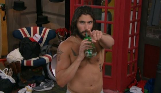 Victor is watching you on BB18